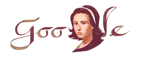 جوجل يحتفل اليوم بالذكري لميلاد faten-hamamas-85th-b